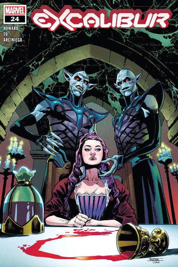 Excalibur (2019-) #24