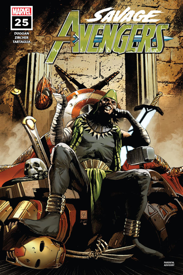 Savage Avengers (2019-) #25