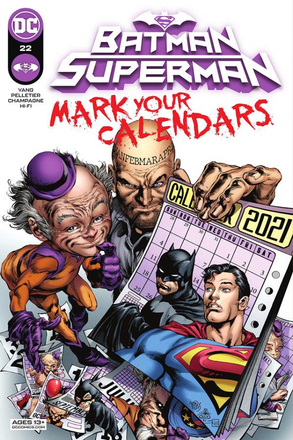 Batman / Superman (2019-2021) #22