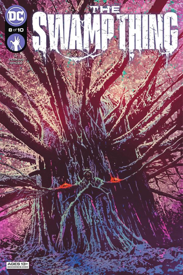 Swamp Thing (2021-) #8