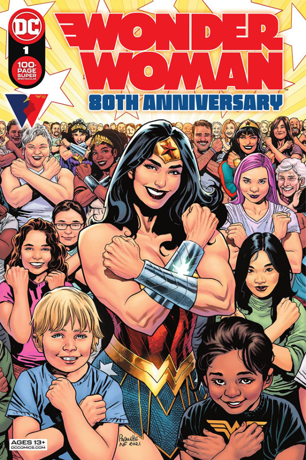 Wonder Woman: 80th Anniversary 100-Page Super Spectacular (2021) #1