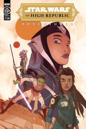 Star Wars: High Republic Adventures - Annual 2021