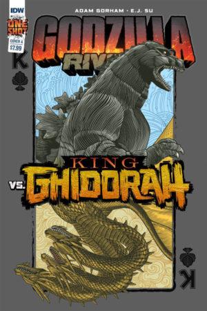 Godzilla: Rivals - Vs King Ghidorah #1
