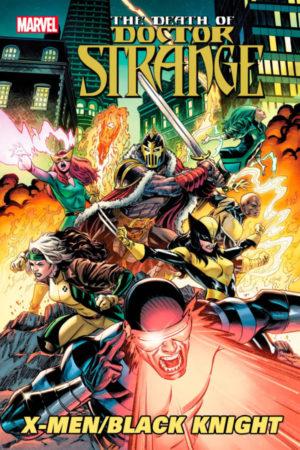 Death of Doctor Strange: X-Men / Black Knight #1