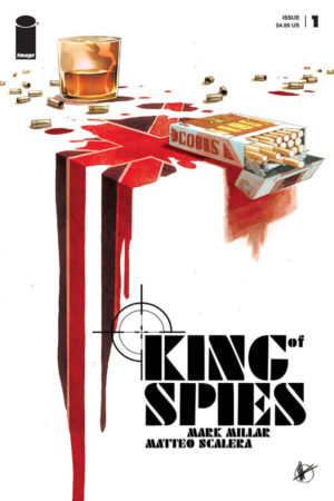 King of Spies #1