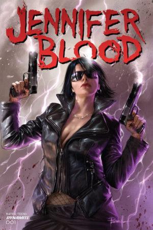Jennifer Blood (2021-) #1