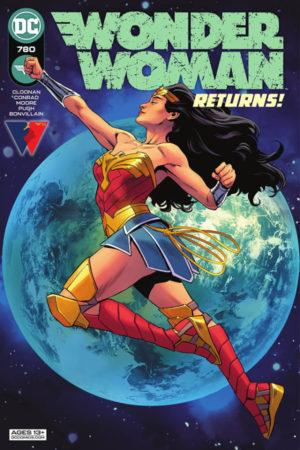 Wonder Woman (2016-) #780