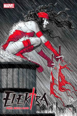 Elektra: Black, White, and Blood