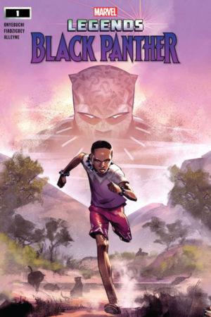 Black Panther Legends (2021) #1