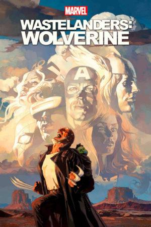 Wastelanders: Wolverine